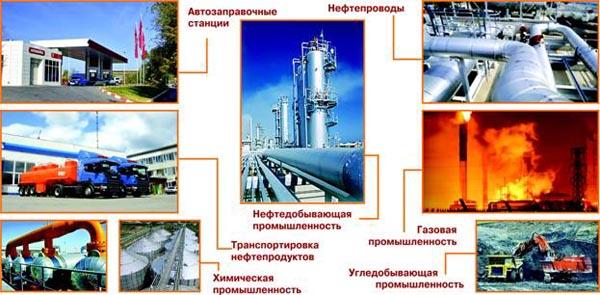 Области применения ТК-5.08